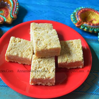 7 cup burfi recipe | 7 Cup Cake