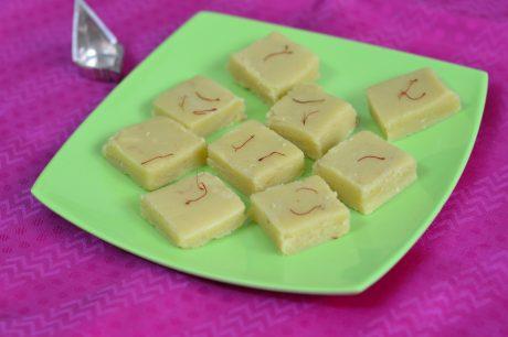 Easy and Nutritious Badam Burfi Badam Burfi Recipe