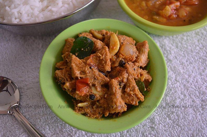 Chettinad Palakkai Masala palakkai curry