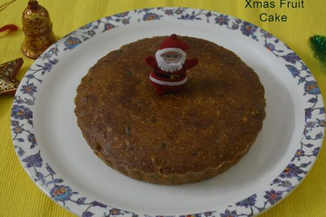 Christmas Plum Cake Recipe Christmas Plum Cake