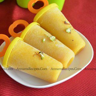 How to make Mango Kulfi | Mango Kulfi at home