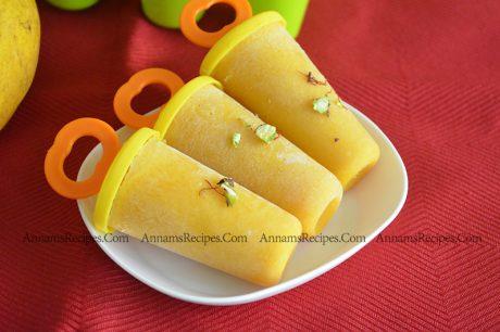 How to make Mango Kulfi Mango Kulfi at home