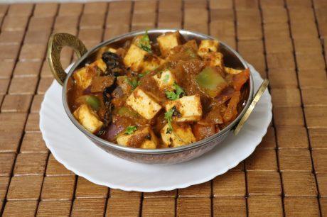 Kadai Paneer dhaba style Kadai Paneer recipe