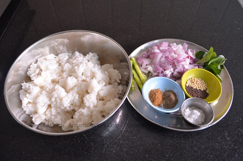 Idli upma Recipe How to make idli upma?