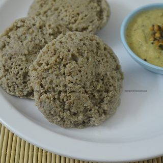 Kambu Idli Recipe |Kambu Idli without Rice