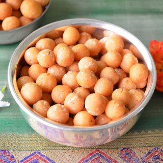 Uppu Seedai with Rice flour | Uppu Seedai Recipe