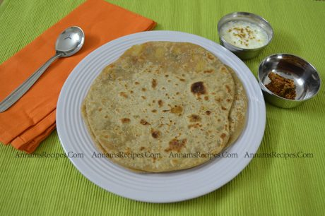 aloo paratha recipe how to make aloo paratha