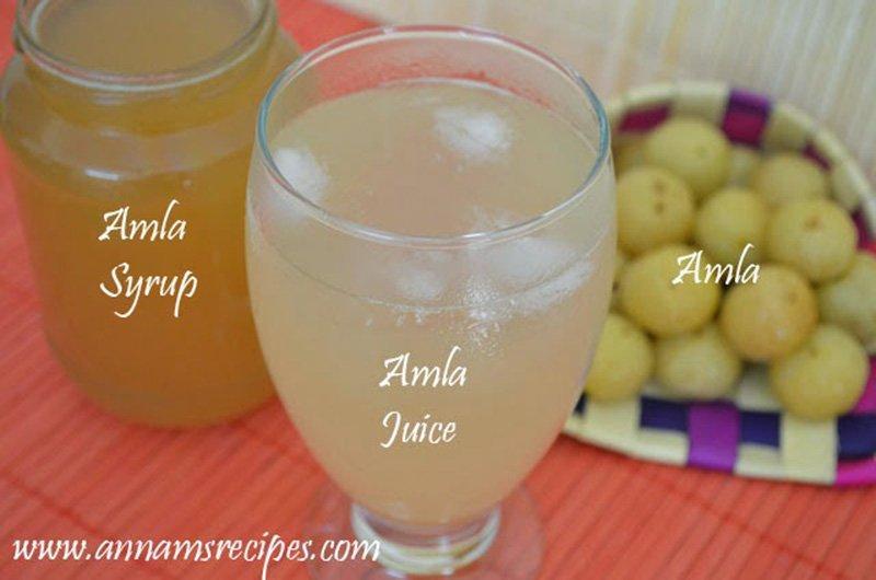 amla syrup recipe amla squash recipe