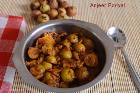 athikai poriyal recipe Athikai Poriyal