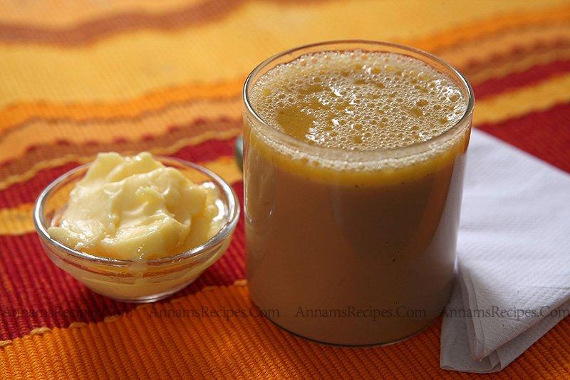 butter tea recipe butter tea paleo