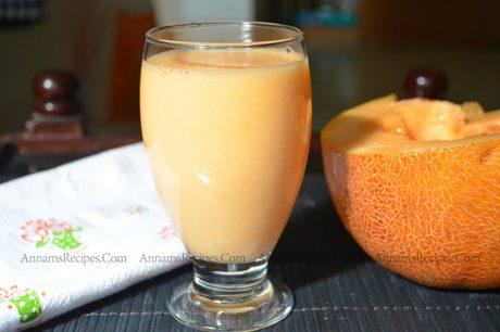 cantaloupe juice recipe muskmelon juice