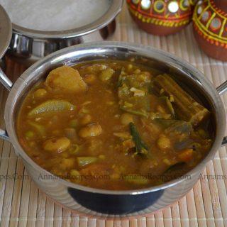 Chettinad Pongal Kulambu | Pongal Kulambu Recipe