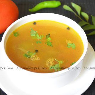 Chettinad Thakkali Soup |Chettinad Tomato Soup