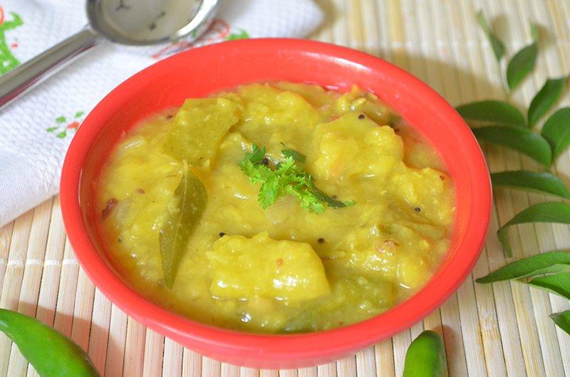 How to make Mango Pachadi Mango Pachadi Recipe