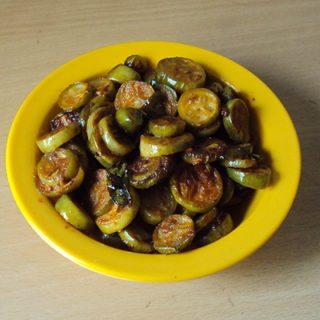 kovakkai fry recipe | Kovakkai Fry