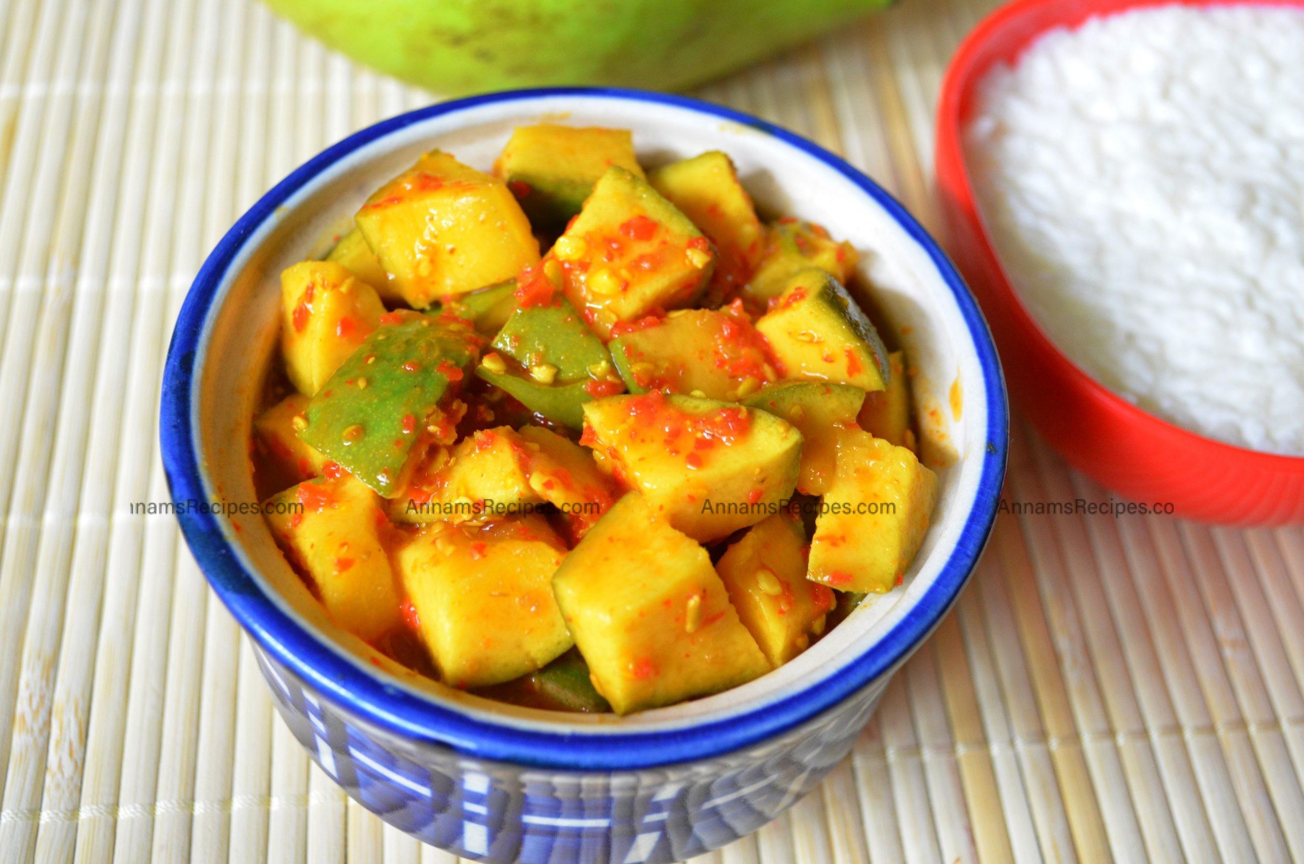 vendhaya mangai recipe Chettinad Vendhaya Mangai