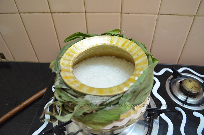 Chettinad Traditional Pongal Recipe Chettinad Pongal Recipe