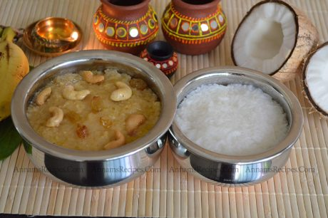 Chettinad Traditional Pongal Recipe Chettinad Pongal Recipe