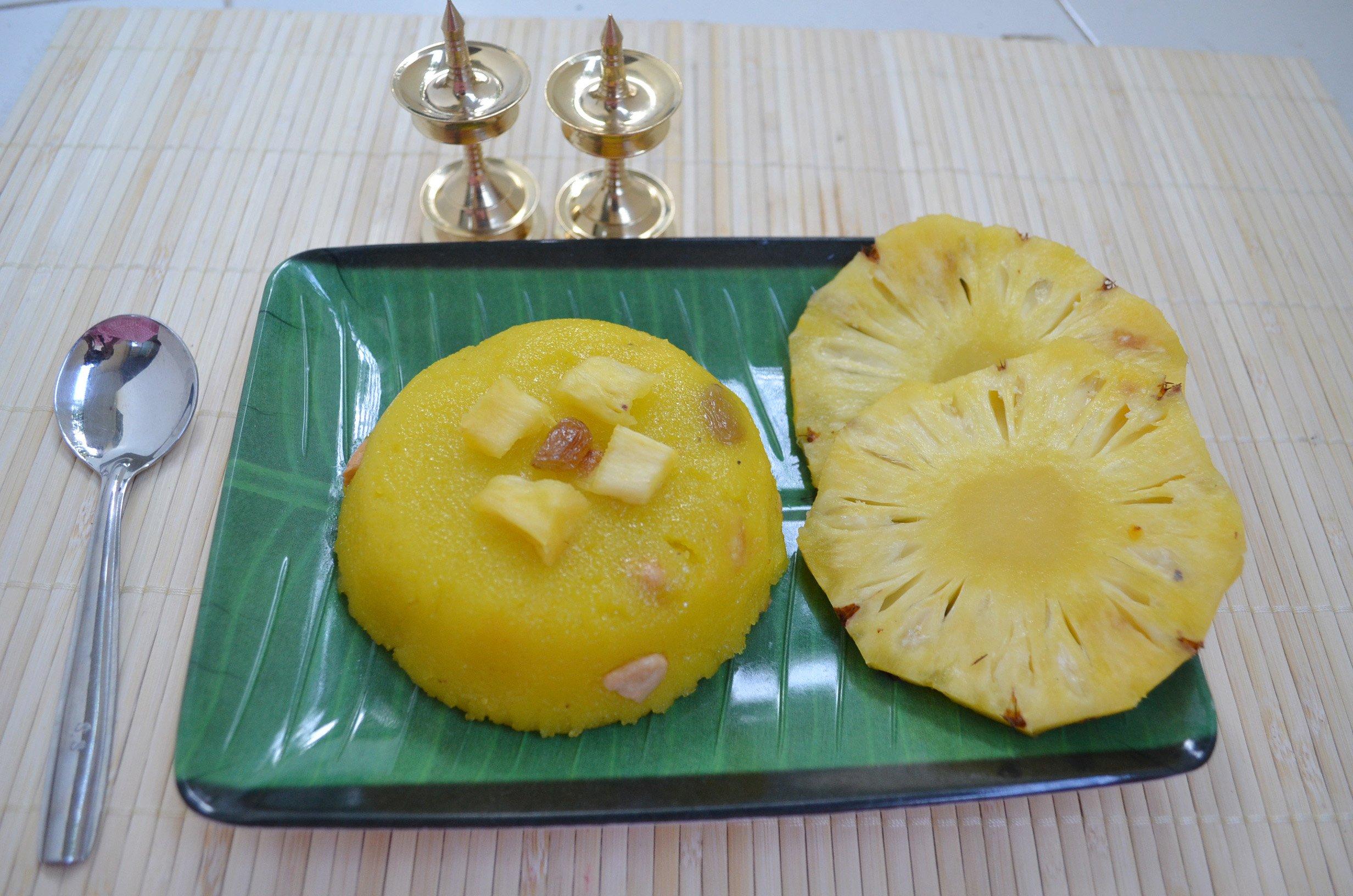 Pineapple Kesari Pineapple Kesari Recipe