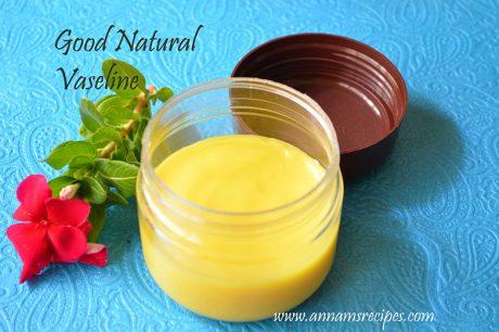 Best Natural Vaseline How to make Natural Vaseline