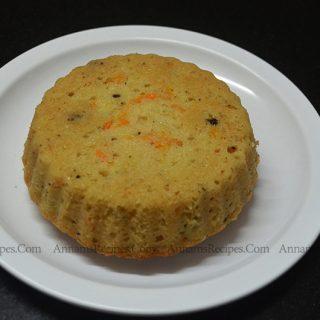 Carrot Walnut Muffin Recipe | Carrot Walnut Muffin
