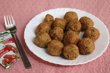 Chicken Kheema Balls Chicken kola Urundai