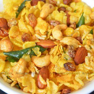 Cornflakes Mixture | Cornflakes Mixture Recipe