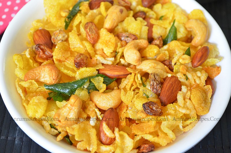 Cornflakes Mixture Cornflakes Mixture Recipe