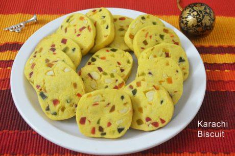 Eggless Tutti Frutti Cookies Recipe Eggless Tutti Frutti Cookies