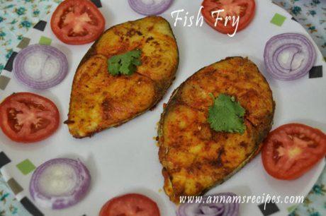 Fish Fry Fish Fry Recipe