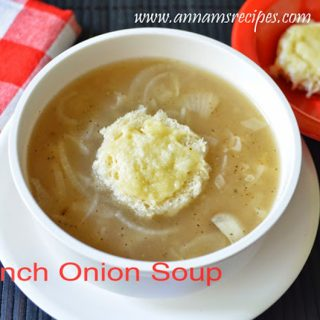 French Onion Soup | French Onion Soup Recipe