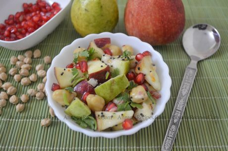 Fruit Sundal Fruit Sundal Recipe