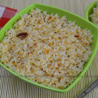 Garlic Rice | Garlic Rice Recipe