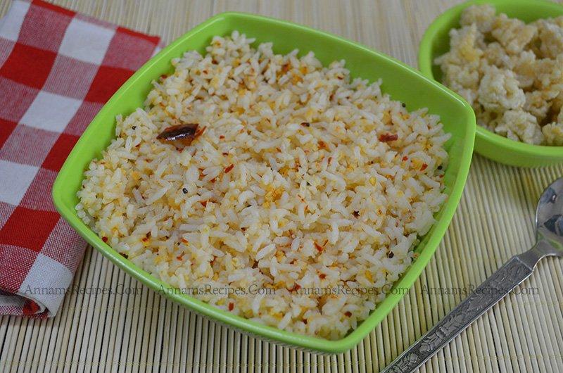 Garlic Rice Garlic Rice Recipe