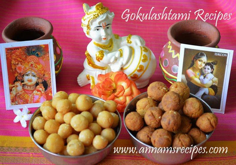 Gokulashtami Recipes