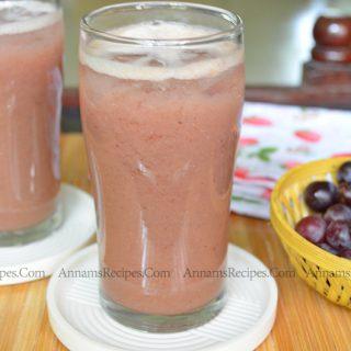 Grape Juice Grape Juice Recipe