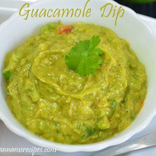 Guacamole Dip | Guacamole Dip India