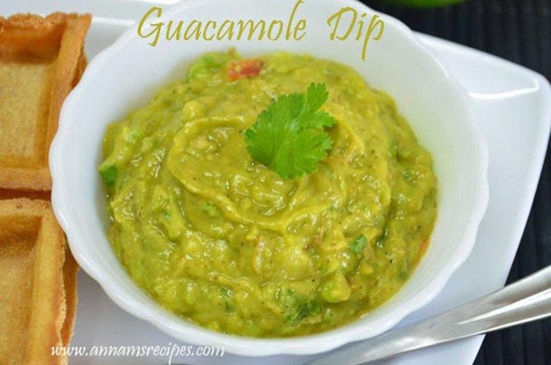 Guacamole Dip Guacamole Dip India