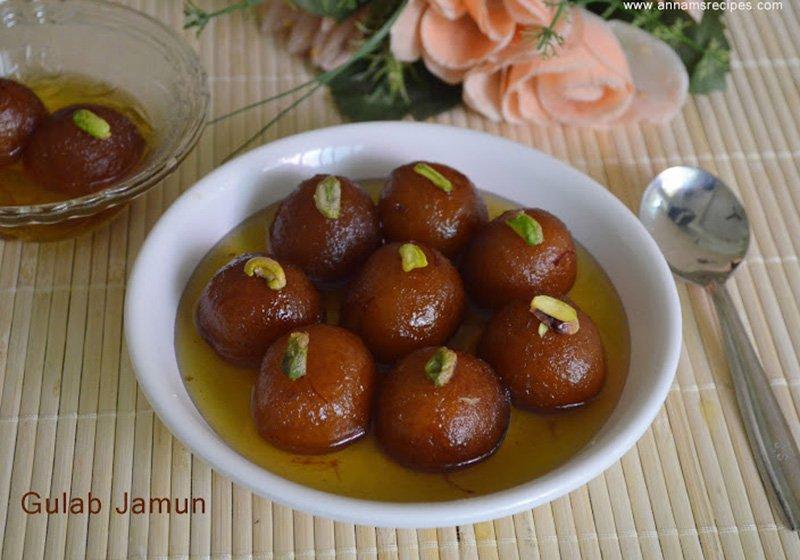 Gulab Jamun Recipe Gulab Jamun