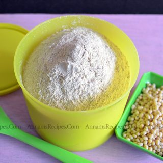 Homemade Urad Dal Flour | Urad Dal Flour at home