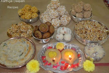 Karthigai Deepam Recipes