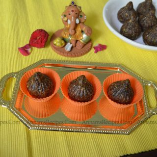 Khajur Modak Recipe | Dry Fruit Modak