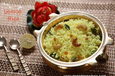 Lemon Rice How to make Lemon Rice