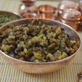 Paasipayaru Sweet Sundal | Pachai Payaru Sweet Sundal Recipe