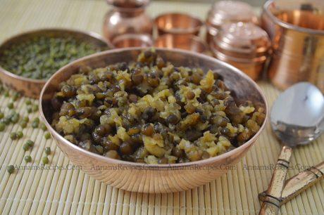 Paasipayaru Sweet Sundal Pachai Payaru Sweet Sundal Recipe