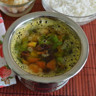 Pineapple Rasam | Pineapple Rasam Recipe