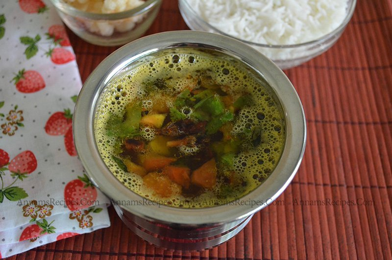 Pineapple Rasam Pineapple Rasam Recipe