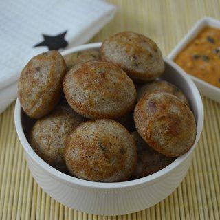 Samai Paniyaram | Samai Paniyaram Recipe