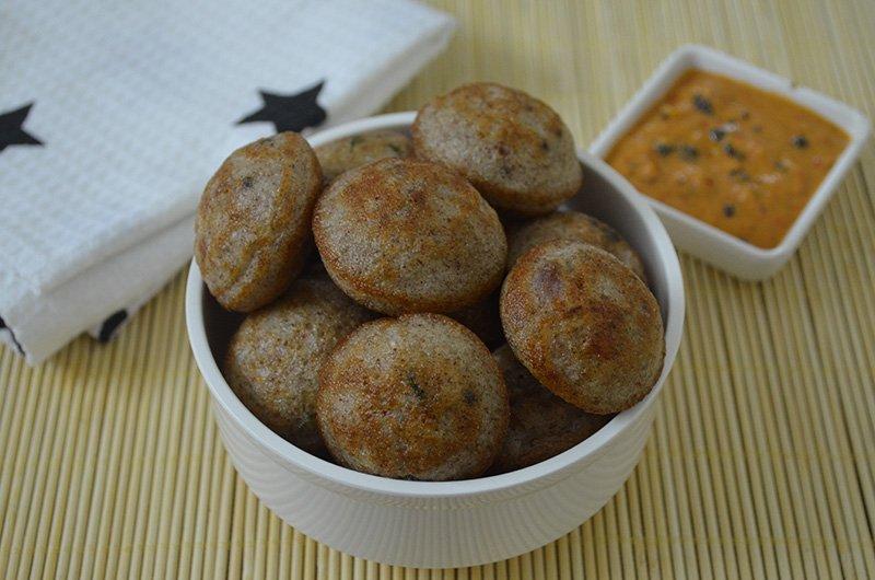 Samai Paniyaram Samai Paniyaram Recipe