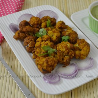 Tandoori Cauliflower | Tandoori Gobi